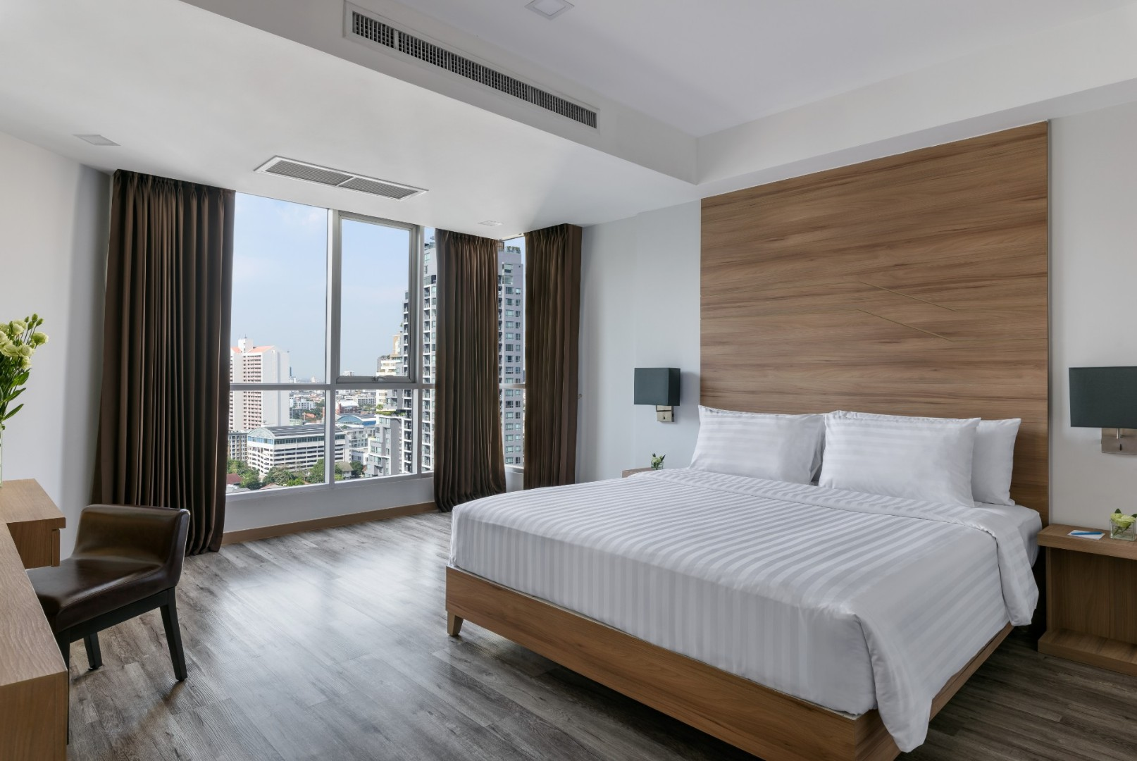 Adelphi Grande Sukhumvit Hotel - Grand One Bedroom Suite Bedroom-11.jpg