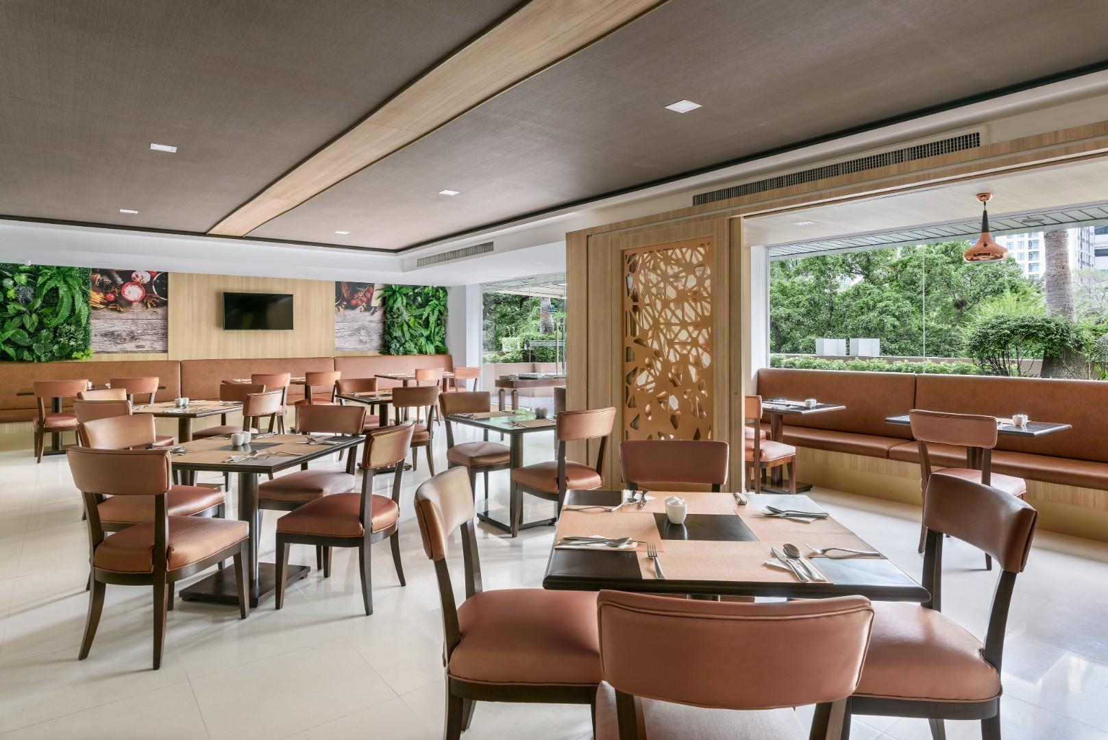 201907 Adelphi Grande Sukhumvit Hotel - Cafe Grande Restaurant A.jpg